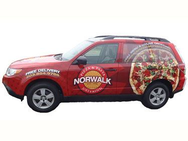 Vehicle and Truck Graphic Wraps